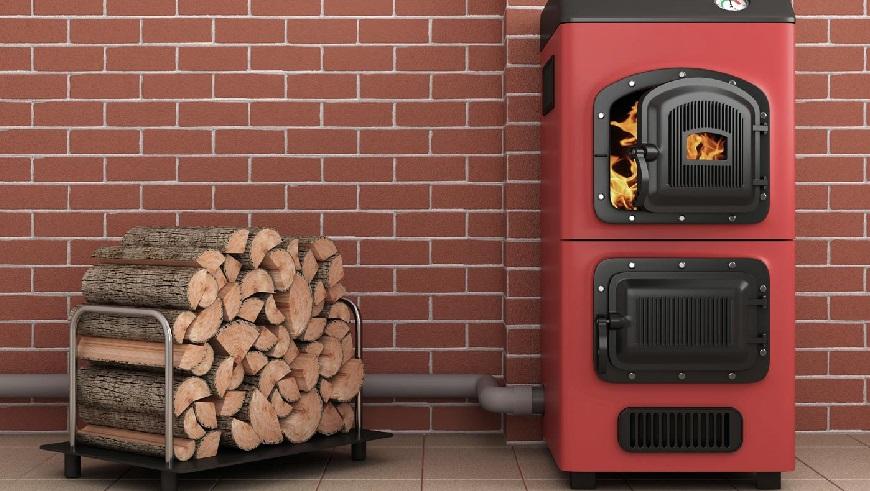 Caldaia a biomasse